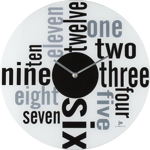 Lowell 14867 nástenné hodiny