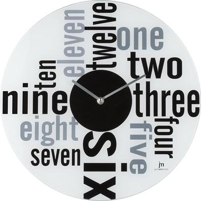 Lowell 14867 nástěnné hodiny