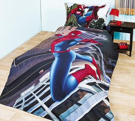 Dětské bavlněné povlečení Spiderman