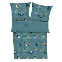 Lenjerie de pat s.Oliver, pentru copii, 5991/650, 135 x 200 cm, 80 x 80 cm
