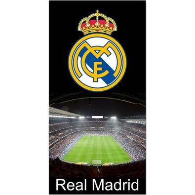 Osuška Real Madrid Stadion, 75 x 150 cm