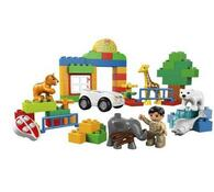 Lego Duplo Moje první ZOO, vícebarevná
