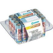 Conrad alkalická baterie energy, typ AAA, sada 24