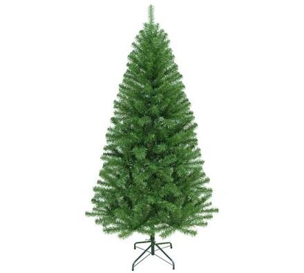 Vánoční stromeček, smrček 440 větviček, zelená, 180 cm