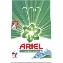 Ariel Prací prášek Mountain Spring, 1,35 kg