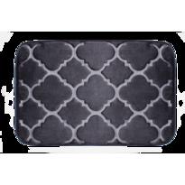 Domarex Kobereček z paměťové pěny Mosaic,tmavě šedá, 38 x 58 cm
