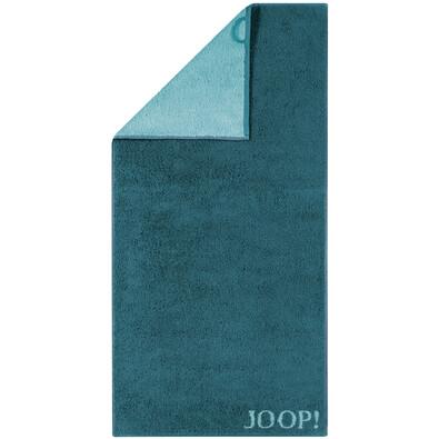 JOOP! Ręcznik kąpielowy Gala Doubleface Lagune, 80 x 150 cm
