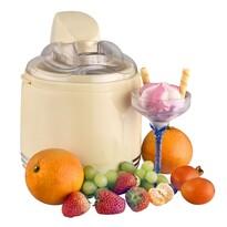 Kalorik ICE 2500 Maszynka do lodów/jogurtów Retro,, kremowa