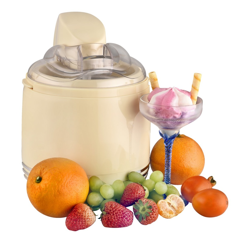 Kalorik ICE 2500 zmrzlinovač/jogurtovač