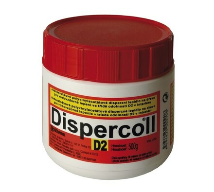 Lepidlo univerzální, DISPERCOLL D2, Druchema