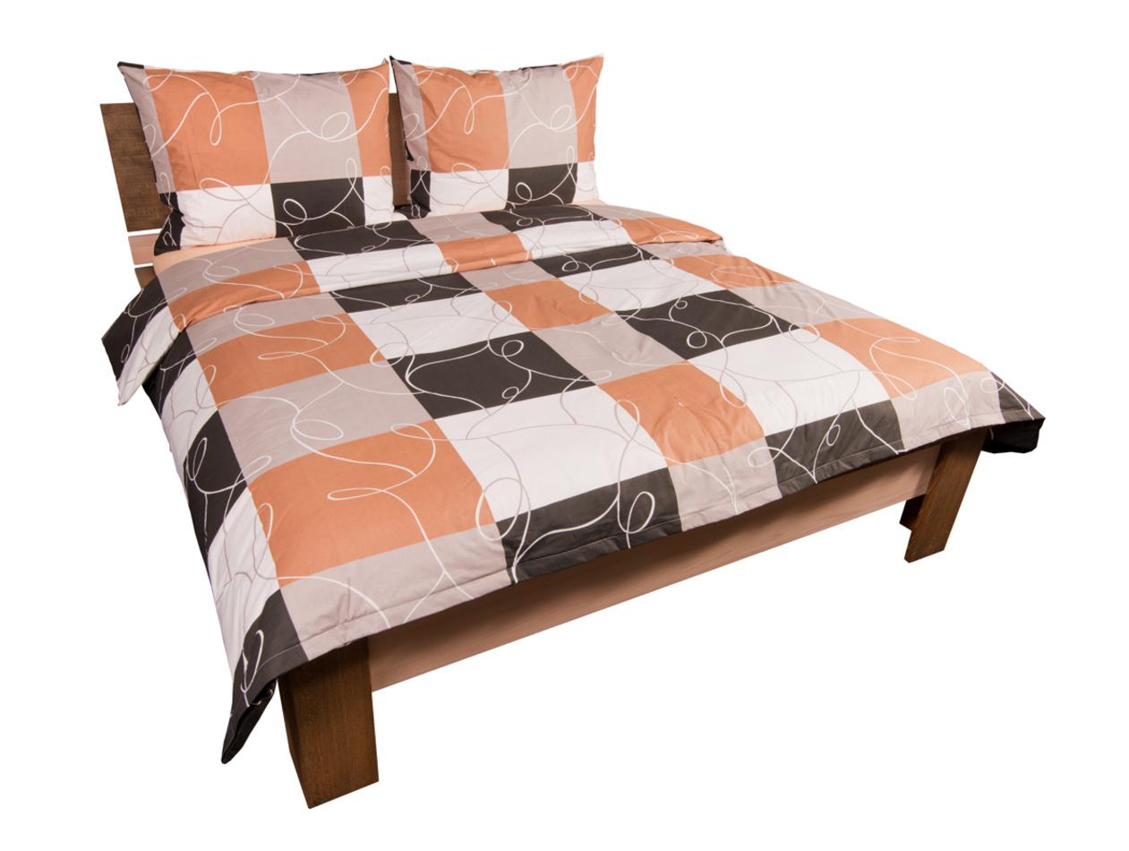 Kvalitex bavlna obliečky Šachovnica, 140 x 200 cm, 70 x 90 cm