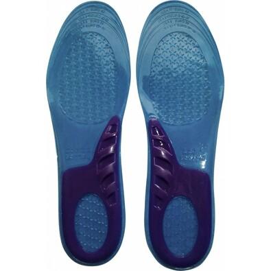 Comfort gélbetét cipőbe, női, kék