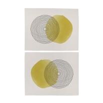 Butter Kings Podkładka stołowa Rising sun, 35 x 45 cm, zestaw 2 szt.