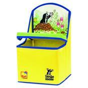 Bino Box na hračky Krtko 2v1