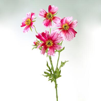 Umělá květina krásenka 2 ks