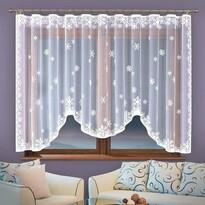 Záclona Winter, 220 x 120 cm
