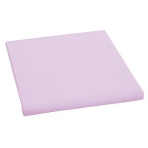 Plátěné prostěradlo fialová, 150 x 230 cm