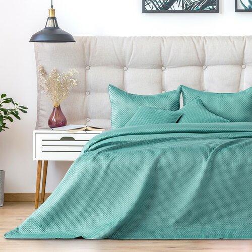 AmeliaHome Přehoz na postel Carmen mint, 220 x 240 cm