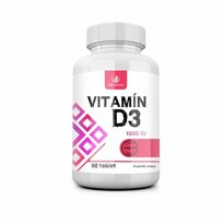 Allnature Vitamín D3 60 tbl.