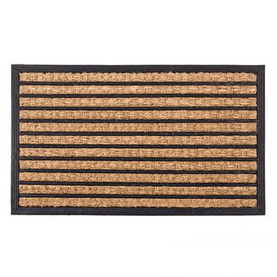 Venkovní rohožka Exotic 2 obdélník, 45 x 75 cm