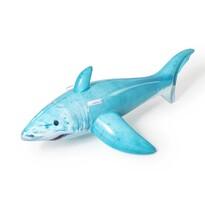 Bestway felfújható cápa fogantyúkkal, 183 x 102 cm