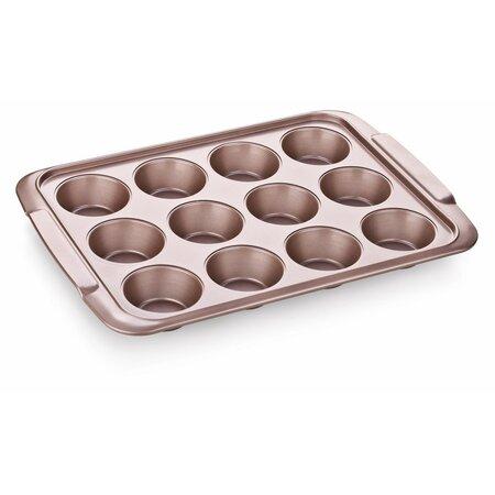 Tescoma DELÍCIA GOLD forma 12 muffinů