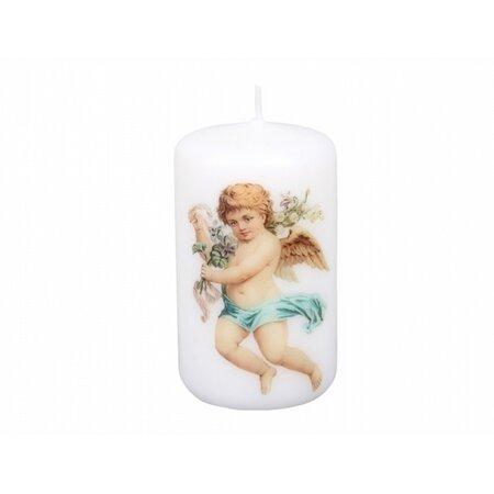 Vianočná sviečka Anjelik