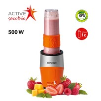 Concept SM3381 Smoothie maker  Active Smoothie,  narancsszinű