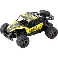 Buddy Toys BRC 20.421 Auto na dálkové ovládání RC Bulan, žlutá