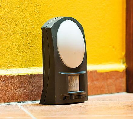 Noční senzorové světlo