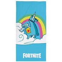 Ręcznik kąpielowy Fortnite Rainbow, 70 x 140 cm