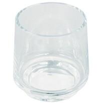 Wazon szklany Champlitte przezroczysty, 12,5 cm
