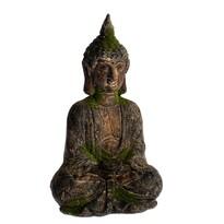 Zahradní dekorace Buddha, 21 x 35 x 15 cm