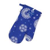 Chňapka Blue laces,18 x 28 cm