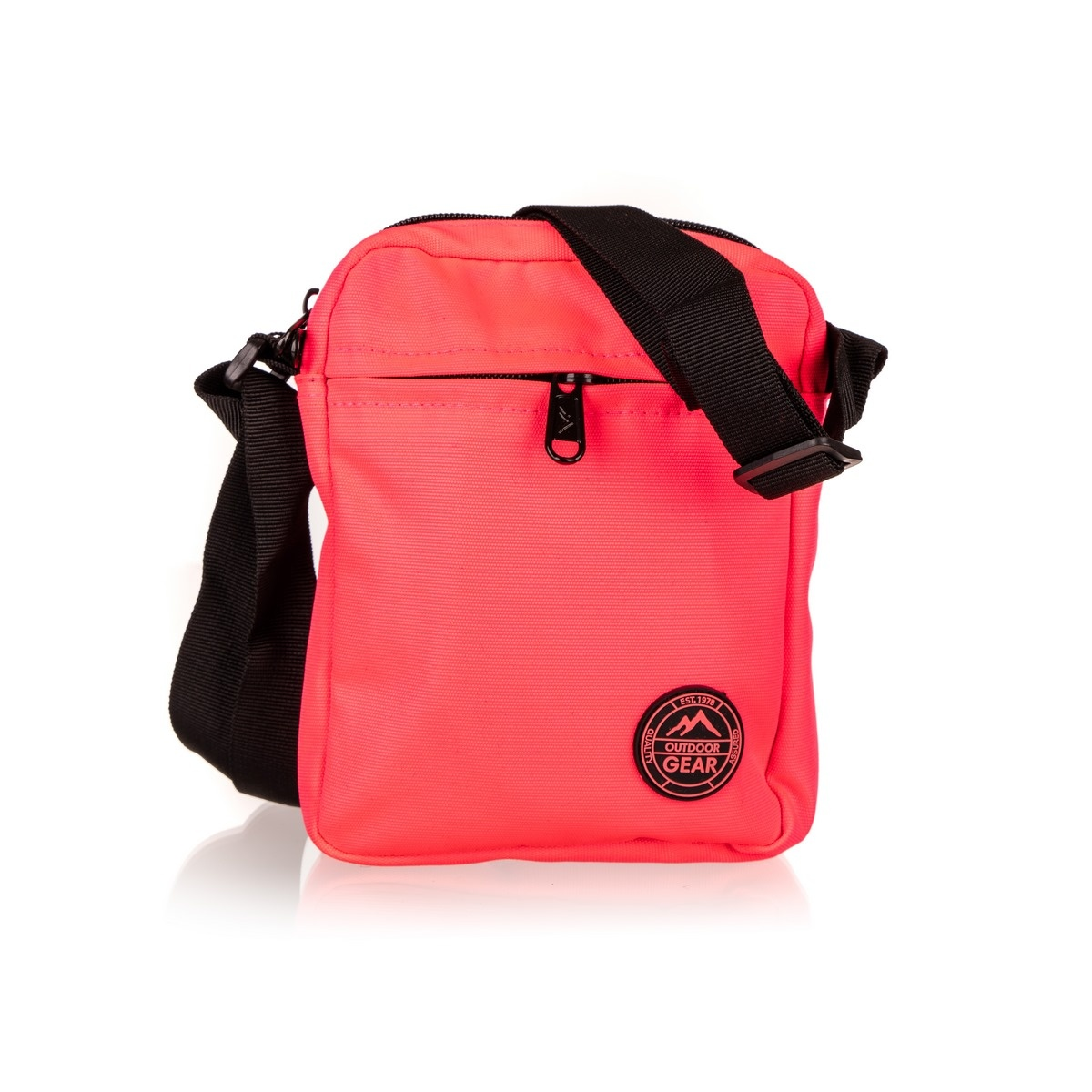Outdoor Gear Taška přes rameno Scale růžová, 16 x 20 x 5 cm
