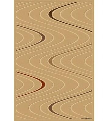Kusový koberec Vlnky, 80 x 150 cm