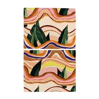 Butter Kings alátét Abstract landscape, 35 x 45 cm, 2 db-os szett