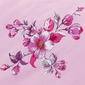 4Home bavlněné povlečení Sakura, 140 x 200 cm, 70 x 90 cm