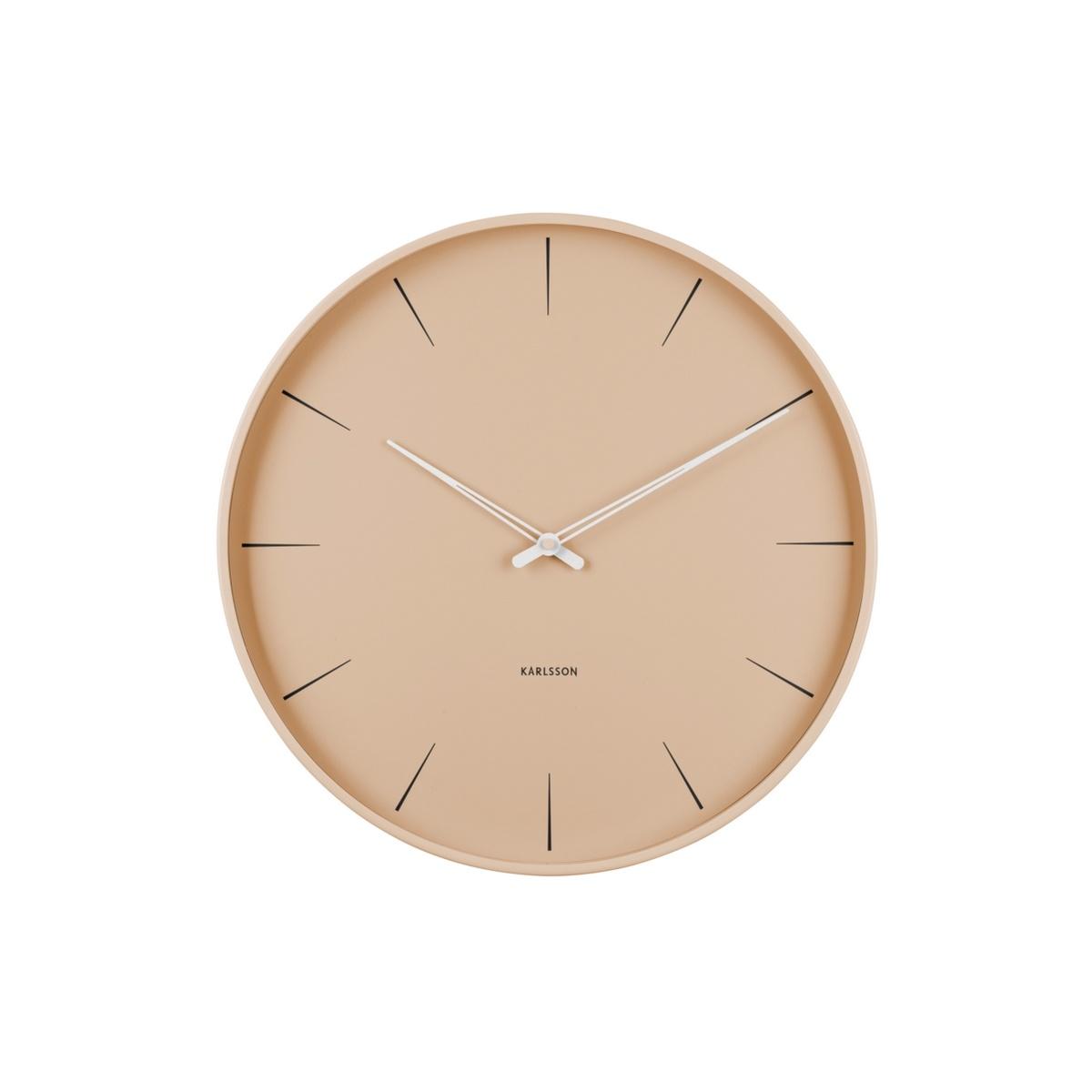 Karlsson Designové nástěnné hodiny KA5834BR