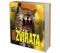 Divoká zvířata - cube book