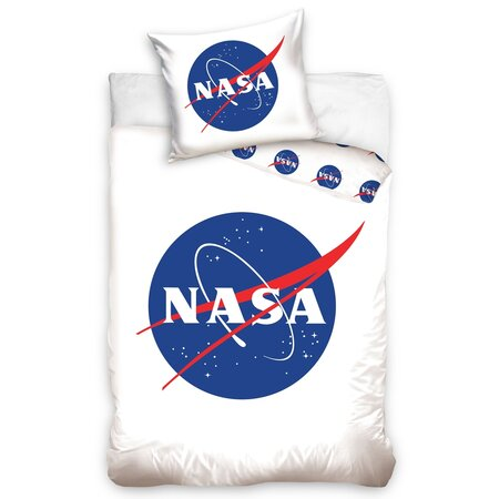 Bavlněné povlečení NASA, 140 x 200 cm, 70 x 90 cm