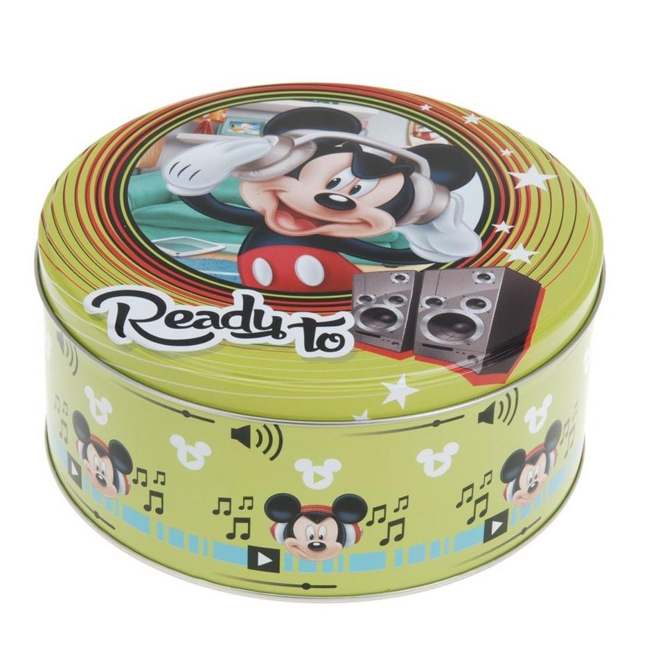 Plechová dóza Mickey Mouse