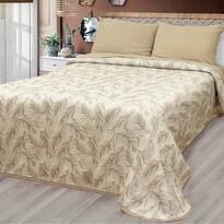 Tropicalia ágytakaró, bézs
