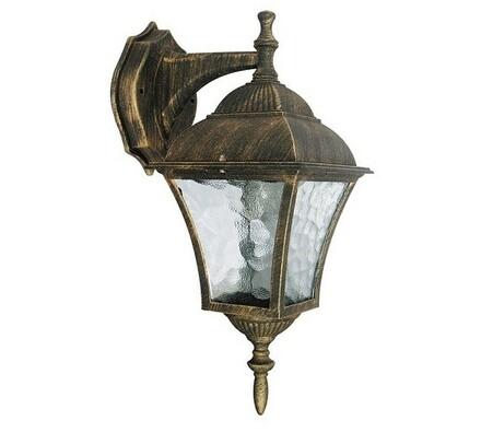 Vonkajšie nástenné svietidlo Rabalux Toscana antic