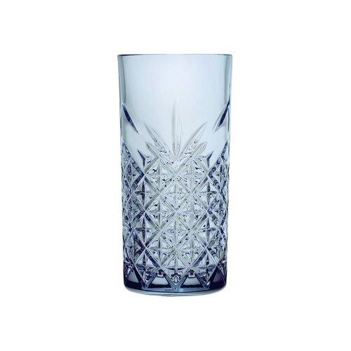 Timeless 4-dielna sada pohárov 450 ml, modrá