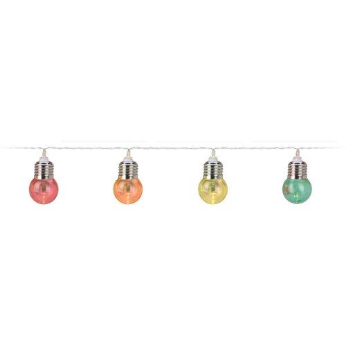 LED elemes party fény, 30 égős, 4,5 m