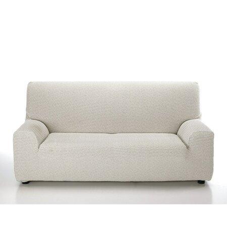 Multielastický poťah na sedaciu súpravu Sada béžová, 240 - 270 cm