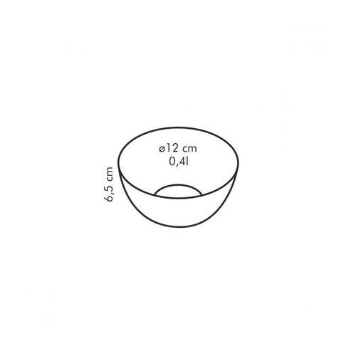 Tescoma Skleněná mísa GIRO, 12 cm