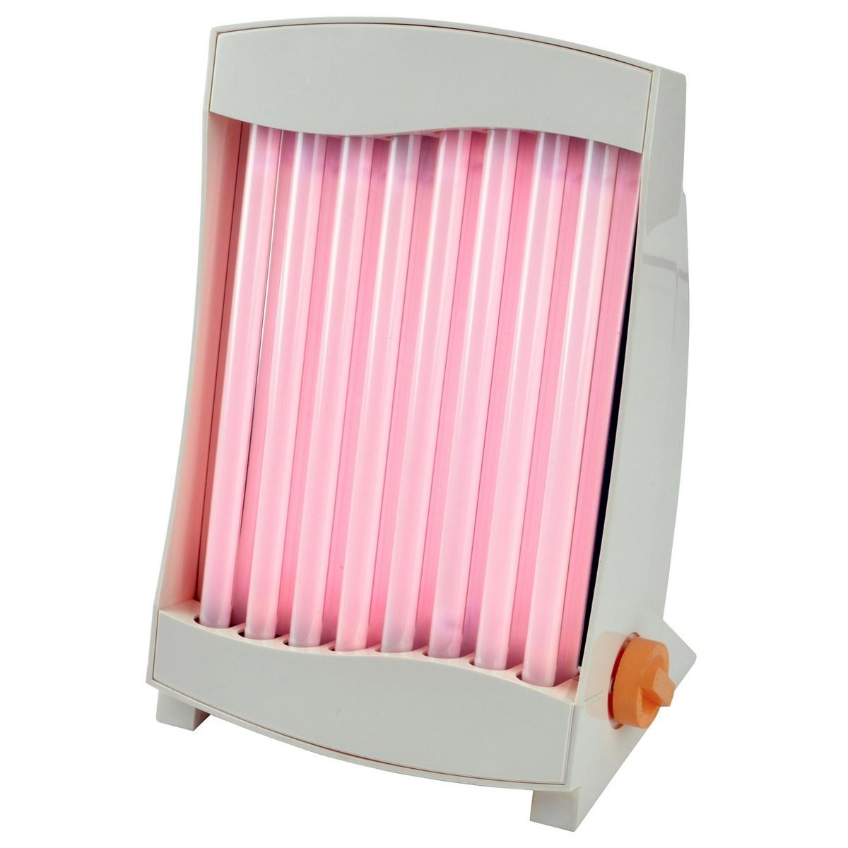 EFBE-SCHOTT GB 838 IR Obličejové solárium s8 barevnými UV + IR-trubicemi PHILIPS, 15O W