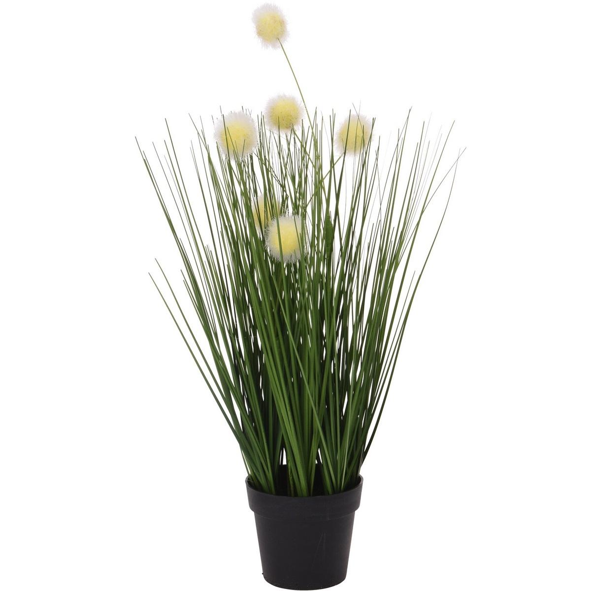 Koopman Umelá kvitnúca tráva Eleonore, 46 cm